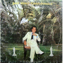 Jose Velez-confidencias-vinilo Long-play