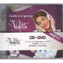 Violetta - Cantar Es Lo Que Soy Cd + Dvd