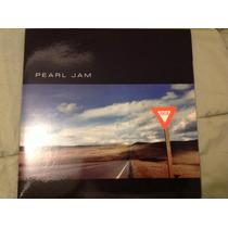 Pearl Jam Yield Disco Vinilo De Color-nuevo