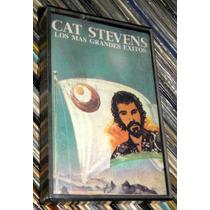 Cat Stevens Los Más Grandes Exitos Cassette