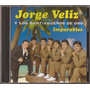 Jorge Veliz Cd Imparables Guaracha Cd Original Nuevo