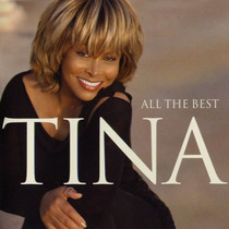 Tina Turner All The Best 2 Cd Oferta Aretha Franklin Cher