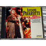 Luciano Pavarotti Live On Stage Cd Usa
