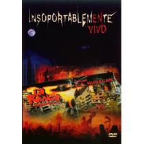 La Renga Insoportablemente Vivo ( Dvd )