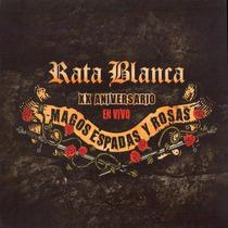 Rata Blanca Magos, Espadas Y Rosas En Vivo ( Xx Aniversario)