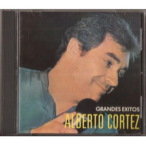 Alberto Cortez Cd Grandes Exitos (1991) Cd Original