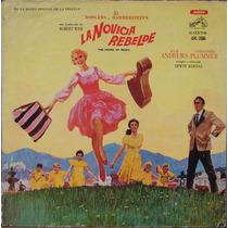La Novicia Rebelde - Banda De Sonido - Lp 1965 Julie Andrews