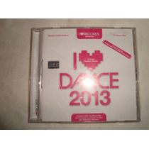 I Love Dance 2013 David Guetta Audio Cd
