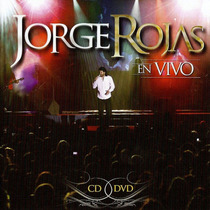 Jorge Rojas En Vivo ( Cd + Dvd )