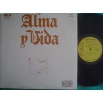 Artesonido: Alma Y Vida Lp Ii Argentina Disco Vinilo Raro