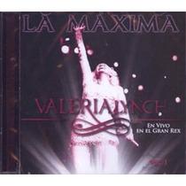 Valeria Lynch La Maxima En Vivo Gran Rex Volumen 1