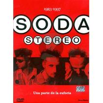 Soda Stereo Una Parte De La Euforia ( Dvd)