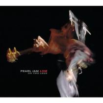 Pearl Jam Live On Two Legs Import Eddie Vedder Soundgarden