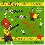 Manu Chao Siberie Métait Contéee 2 Vinilos + Cd