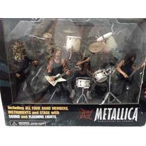 Metallica Harvesters Of Sorrow Box Set Muñecos Nuevo