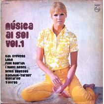 Varios - Musica Al Sol Vol.1 - Lp 1974 - Cat Stevens