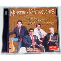 Los Manseros Santiagueños 30 Mejores Canciones Cd Doble