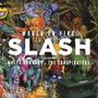 Slash World On Fire Nuevo Oferta Guns & Roses Axl Rose