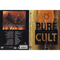 The Cult - Pure Cult The Videos - Dvd