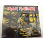 Iron Maiden Piece Of Mind Cd Con Cajita De Carton Nuevo