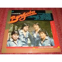 Disco De Cuarteto Bengala - Norteño Trabajador