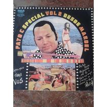 Pato C Special Vol. 2 Desde Mardel Vinilo Nacional 1976 Rca