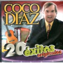 Coco Diaz 20 Exitos Originales Ya Disponible