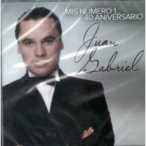 Juan Gabriel Las N°1 40 Aniversario Ya Disponible