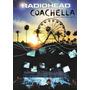 Radio Head Coachella Music Festival 2012 ( Dvd)