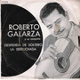 Roberto Galarza Vinilo Simple Con Tapa Arg.