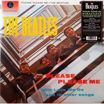 The Beatles - Please Please Me - Vinilo 180 Grs. - Nuevo
