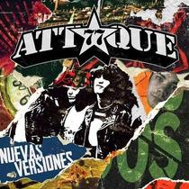 Cd Attaque 77 - Nuevas Versiones ( Digipack )