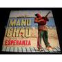 Manu Chao - Próxima Estación Esperanza Reedicion Europa 2 Lp