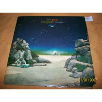 Disco Lp Yes Tales From Topographic Oceans - Disco Doble
