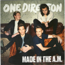 One Direction - Made In The Am Cd 2015 Disponible 13/11/15