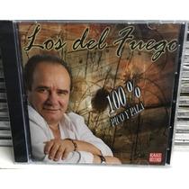 Cd Los Del Fuego 100 %pico Y Pala +cd Regalo Pibes Chorros