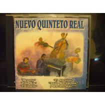 Nuevo Quinteto Real Cd Descatalogado Tango Salgan