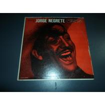 Jorge Negrete - Recuerdos De Jorge Negrete * Disco De Vinilo