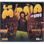 La Mona Jimenez En Vivo Vol 1 Cd + Dvd ( Ya Disponible )