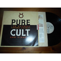 The Cult - Pure Cult - Vinilo Doble Importado