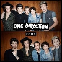 One Direction Four Cd Disponible 18-11-14 Promo 5x1