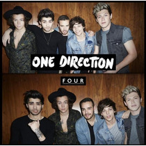 One Direction Four Ya Disponible !!! Nuevo Cd Original