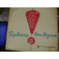 6 Vinilos Explosivus Opus Magnun-julio Iglesias-javier Solis