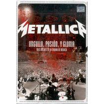 Metallica - Orgullo, Pasion Y Gloria (2cds + 2dvds)