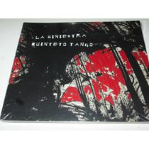 Cd La Siniestra Quinteto Tango