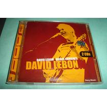 David Lebon - Obras Cumbres - 2 Cds - Edicion Nacional