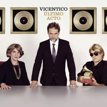 Vicentico - Último Acto ( Cd + Dvd )