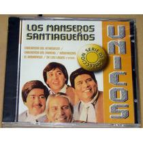 Los Manseros Santiagueños Unicos Cd Arg Sellado
