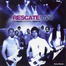Cd Rescate - Una Raza Contra El Viento En Vivo (2004)