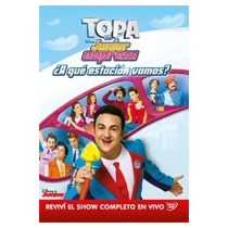 Topa En Junior Express Show En Vivo Dvd Disp 10-12-14